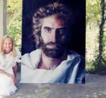 Akiane Kramarik, la niña que pinta el cielo - Príncipe de la Paz
